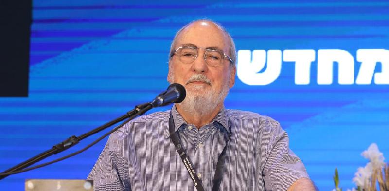 השופט אשר גרוניס / צילום: כדיה לוי