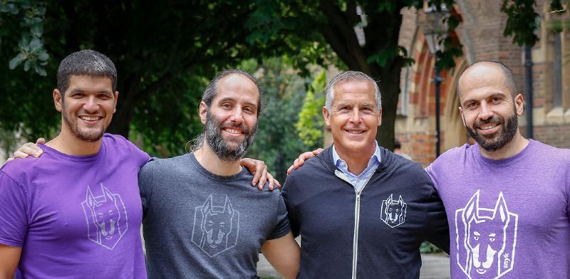 Snyk founders  / Photo:  Snyk