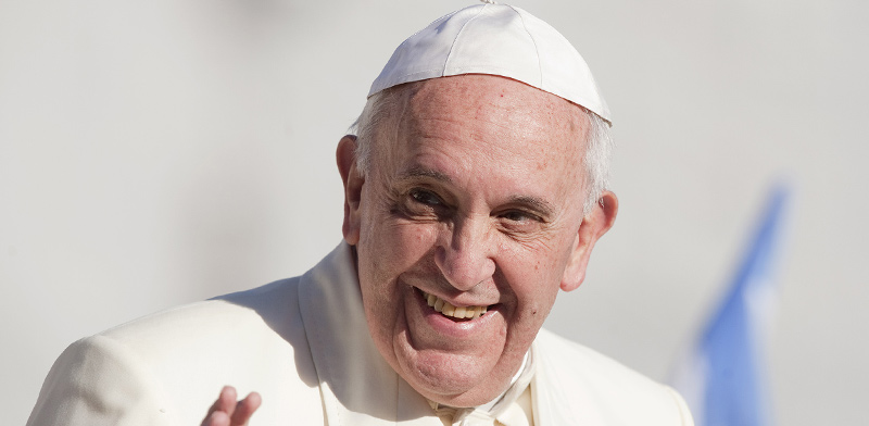 האפיפיור / צילום: shutterstock, שאטרסטוק