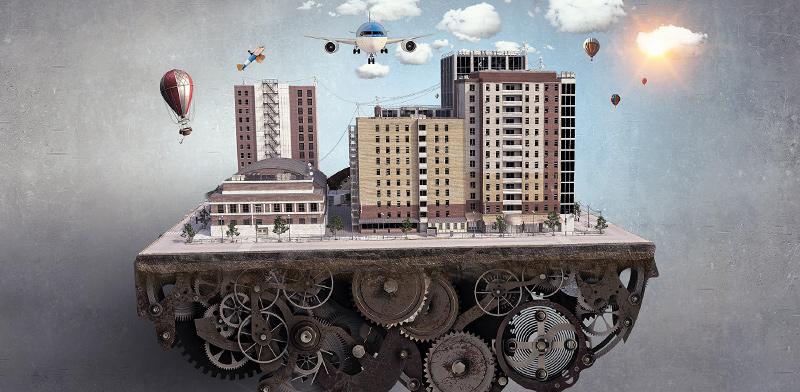 העובדים שמניעים את תכנון והנדסת העיר / אילוסטרציה: shutterstock, שאטרסטוק