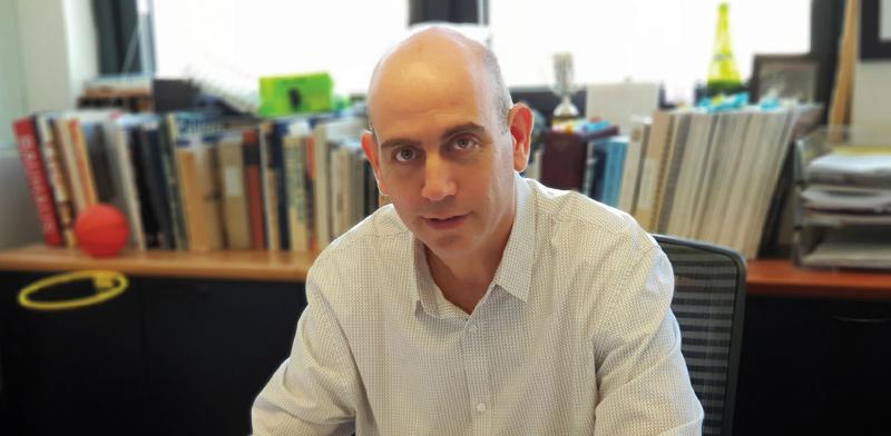 האדריכל מידד גנדלר, משרד V5 / צילום: מוריה כהן