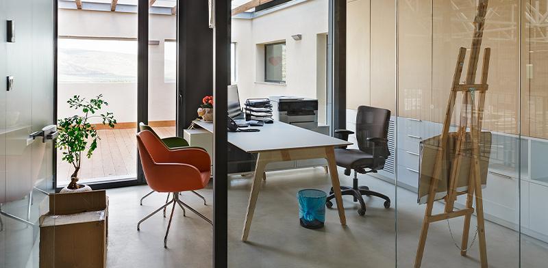 משרד בנצרת / צילום: shutterstock