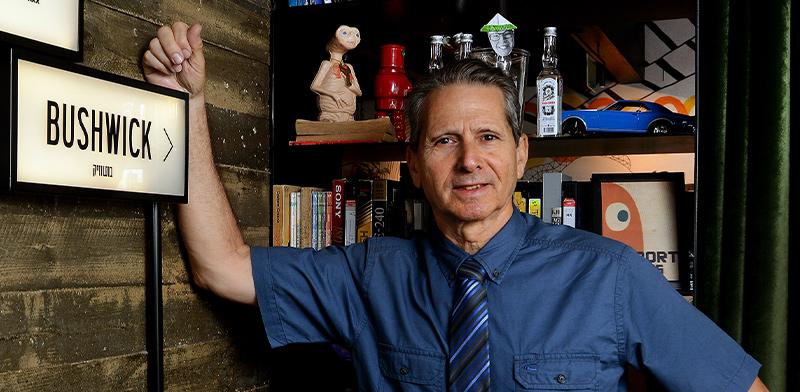 """דני ליפמן, מנכ""""ל ובעלים של רשת מלונות הבוטיק אטלס / צילום: איל יצהר, גלובס"""