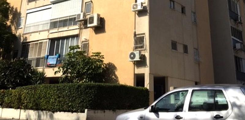 """בניין מגורים / צילום: יח""""צ"""