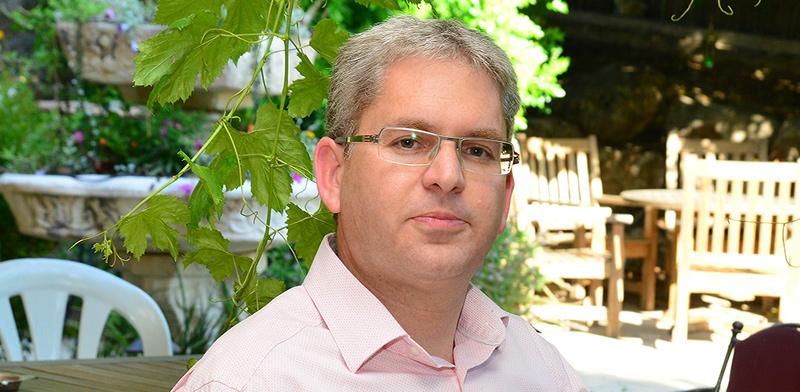"""עו""""ד מאיר לוין, המשנה ליועמ""""ש לעניינים כלכליים / צילום: תמר מצפי"""