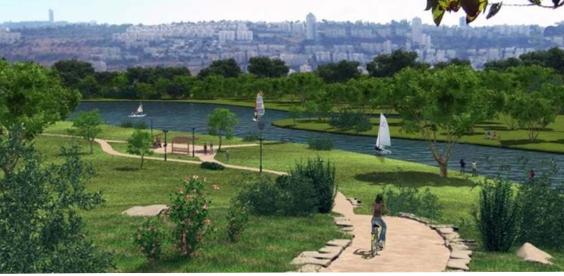 Nahal Kishon Park  / Photo: Nahal Kishon Authority