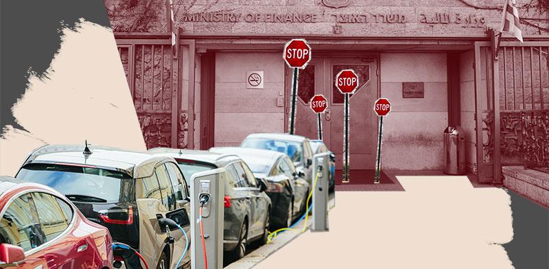מהפכת הרכב הירוק בישראל? אין סיכוי שמשרד האוצר ייתן לזה להצליח / צילומים: איל יצהר, shutterstock