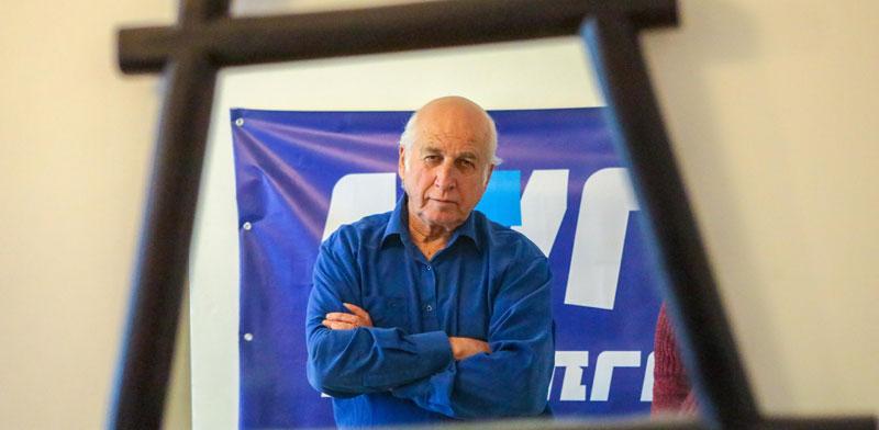 יגאל טמיר / צילום: שלומי יוסף