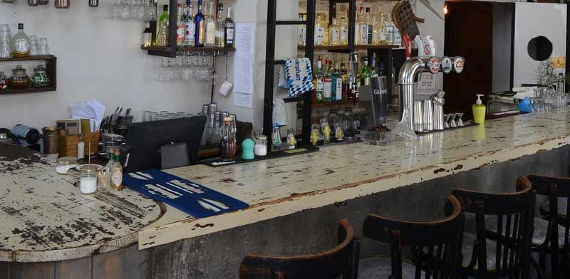 מסעדת פימפינלה / צילום: איל יצהר