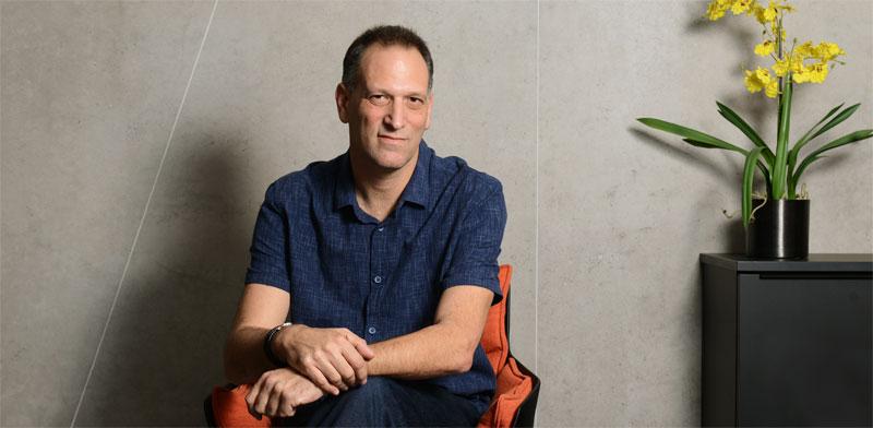חמי כץ, מנהל משותף בסטארט–אפ Namogoo / צילום: איל יצהר