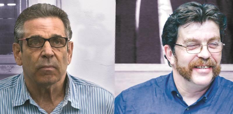 """דיון במעצר גונן שגב בגין ריגול לטובת איראן / צילום: אוליביה פיטוסי, """"הארץ"""""""