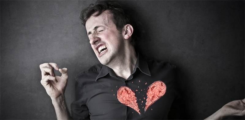 אהבה נכזבת / צילום: shutterstock