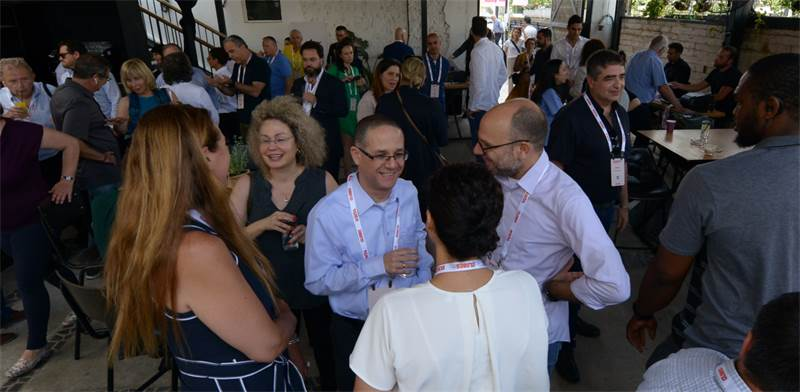 Globes Capital Market Conference Photo: Eyal Izhar