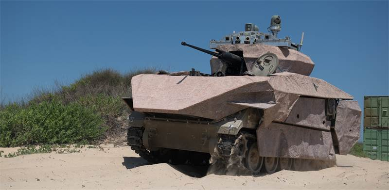 Armored fighting vehicle / Photo: Ministry of Defense, PR