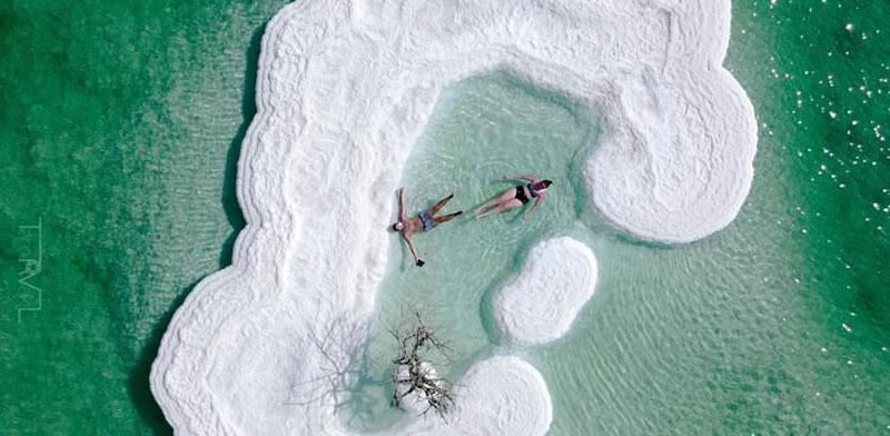הגלויות לאירוויזיון - ים המלח / צילום: תמיר וקיל