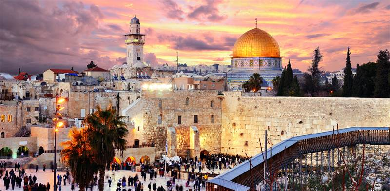 ירושלים / צילום: Shutterstock, א.ס.א.פ קריאייטיב