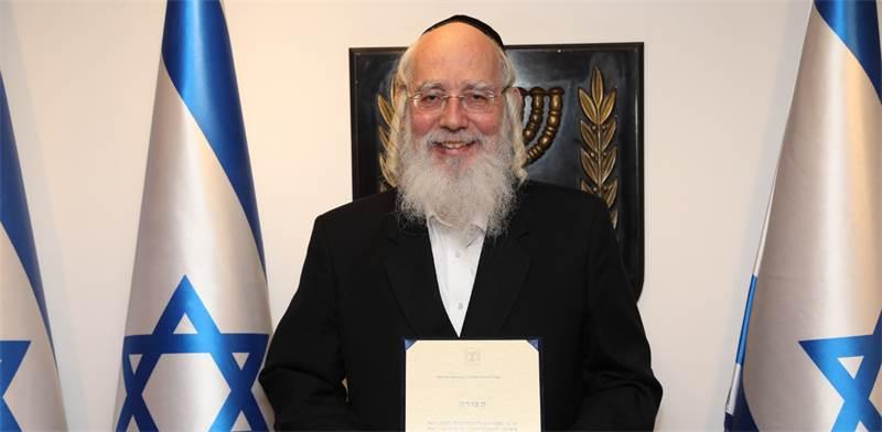 """ישראל אייכלר  / צילום: דוברות הכנסת, יח""""צ"""