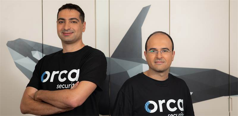 Orca founders Photo: Liron Cohen Aviv
