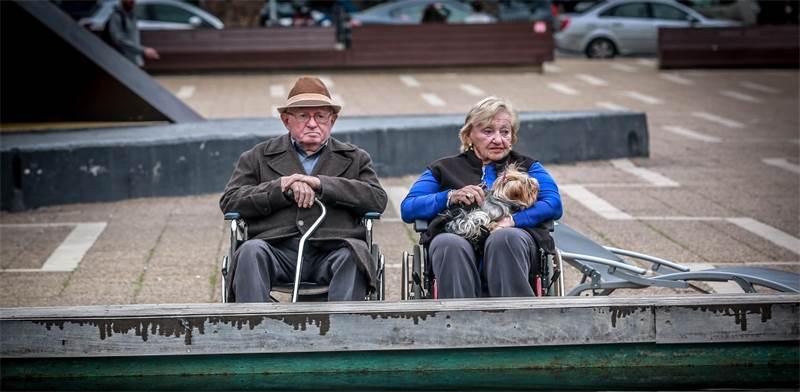 קשישים / צילום: שלומי יוסף