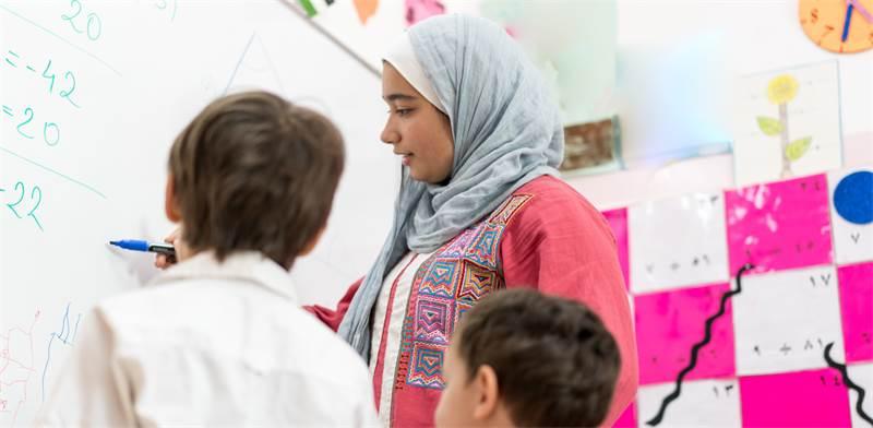 בית ספר במגזר הערבי / צילום: שאטרסטוק