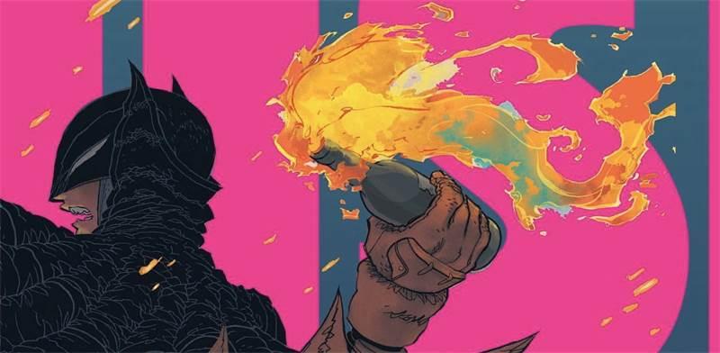 באטמן / ציור: רפאל גראמפה