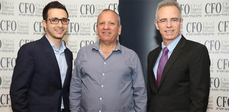 אותות פורום CFO הוענקו לאלון גרנות, אלעד אבן חן ודניאל ארדרייך