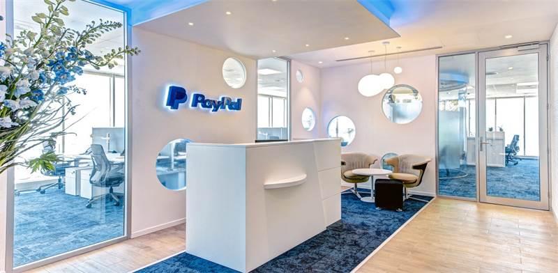 משרדי PayPal בישראל. שיפוץ מתוך מחשבה/צילום: רועי גרינברג