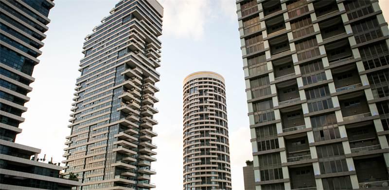 Yoo Towers  / Photo: Shlomi Yosef , Globes