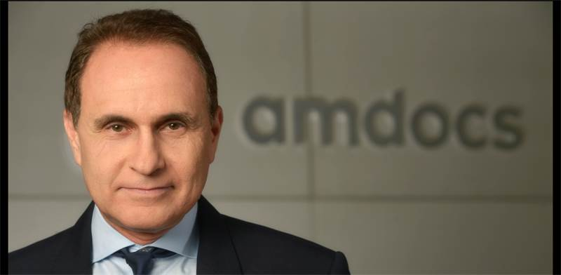 Amdocs CEO Shuky Sheffer Photo: PR