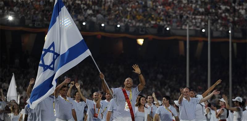 האלוף האולימפי מיכאל קולגנוב / צילום: REUTERS/Kai Pfaffenbach