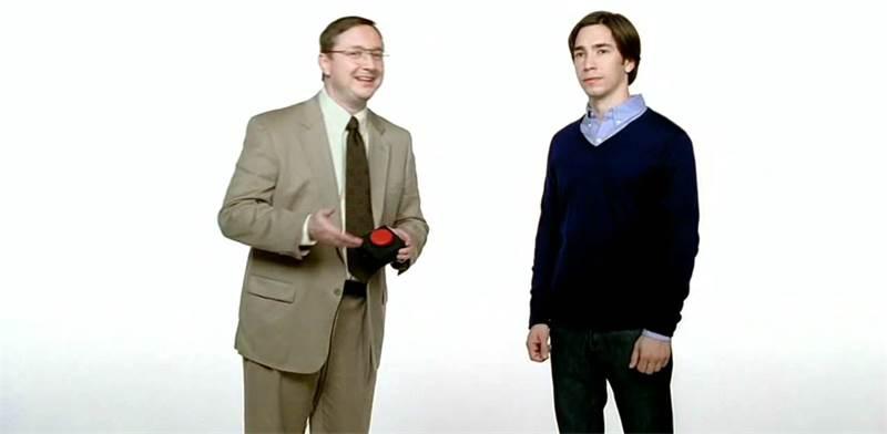 Apple vs. PC. לפעמים אתה דוד ולפעמים גוליית / צילום: צילום מסך