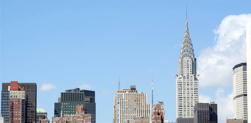 בניין קרייזלר בניו יורק / צילום: Shutterstock