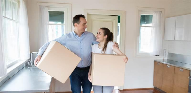 זוג דיירים / צילום: שאטרסטוק