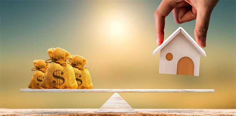 כמה שווה הבית? / צילום: Shutterstock