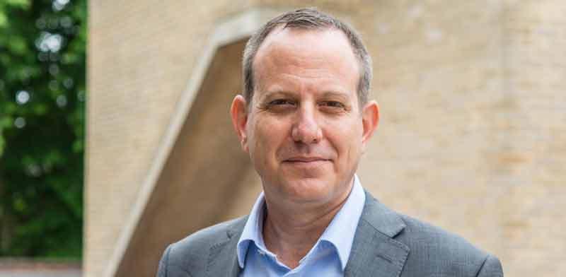 פרופ' אריאל אזרחי מאוניברסיטת אוקספורד / צילום: אוניברסיטת אוקספורד