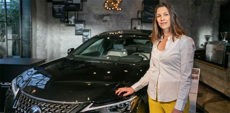 דנה קוחנסקי אברס, מנהלת חווית לקוח לקסוס/צילום: כדיה לוי