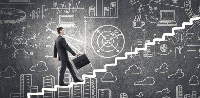 איפה המקצוע שלכם ממוקם על הפירמידה הניהולית? / צילום: שאטרסטוק