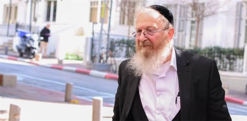 """רו""""ח מנחם ויינברג / צילום: כדיה לוי"""