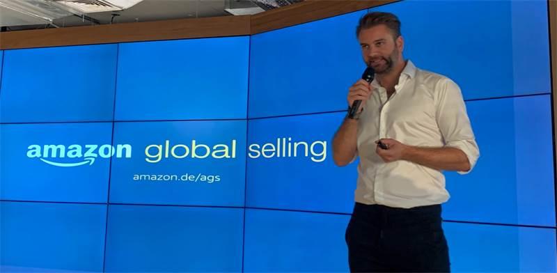 רולף קימאייר, מנהל המכירות הגלובליות של אמזון אירופה / צילום: שני מוזס, גלובס