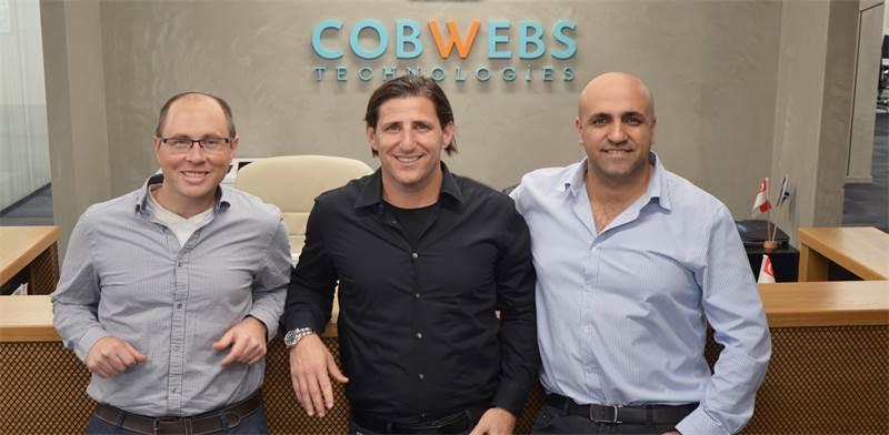 חברת הסייבר הישראלית Cobwebs / צילום: אנסטסיה אוצ'ניק