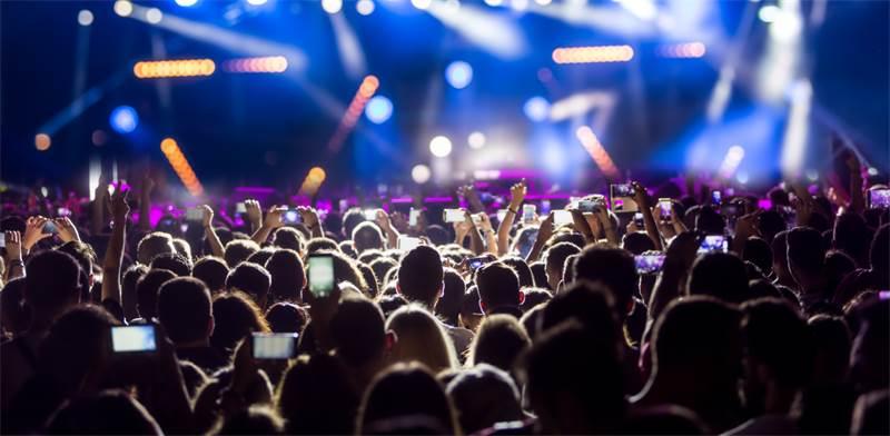 איך יראו ההופעות בעידן הקורונה? / צילום: shutterstock, שאטרסטוק