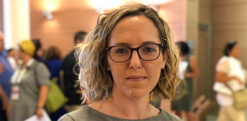 רותם ידלין, ראשת מועצה אזורית גזר / צילום: טל שניידר, גלובס