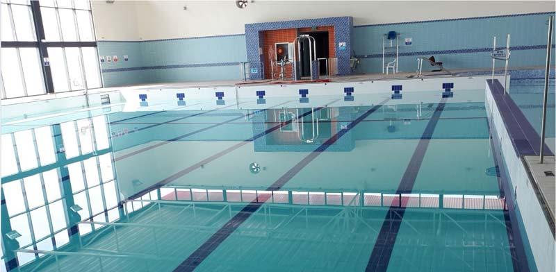 """בריכת שחייה / צילום: יח""""צ"""