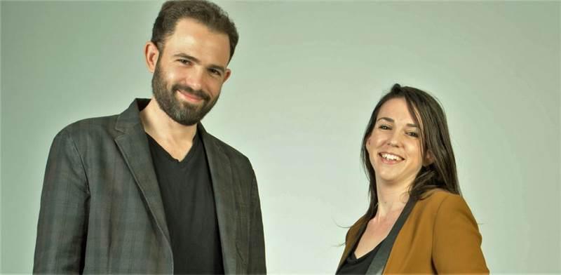 שרה ואסף סידס / צילום: בן אומנסקי