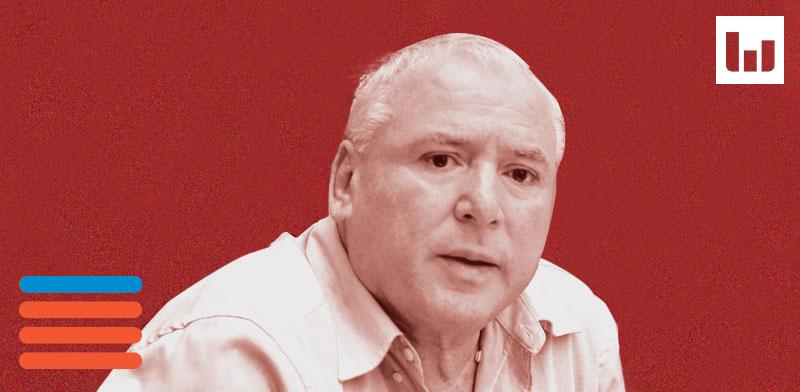 שר התקשורת דוד אמסלם / צילום: דוברות הכנסת