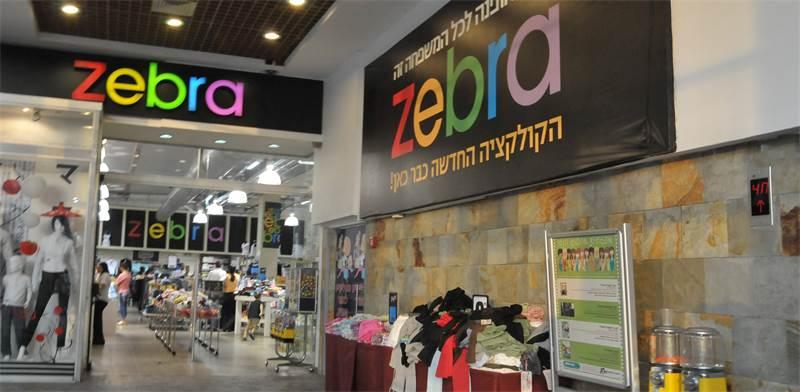 רשת זברה / צילום: תמר מצפי