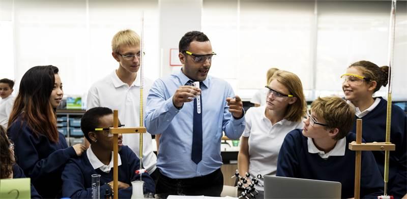 מורה בכיתה, אילוסטרציה / צילום: שאטרסטוק