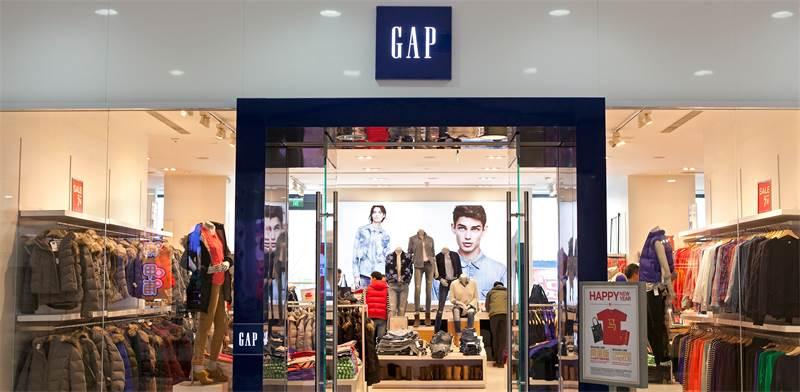 חנות של גאפ בסין / צילום: Shutterstock
