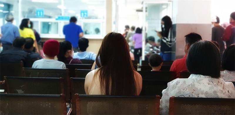 תור בבית חולים / צילום: שאטרסטוק