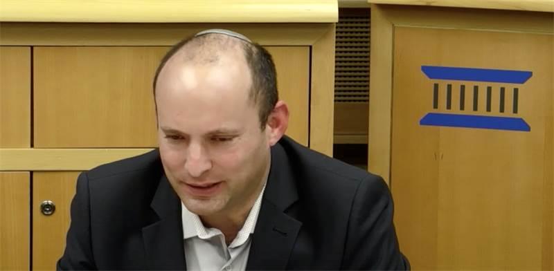 """נפתלי בנט  / צילום: המכון הישראלי לדמוקרטיה, יח""""צ"""